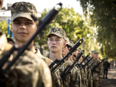 Житомирський військовий інститут: цього року кількість першокурсників збільшиться