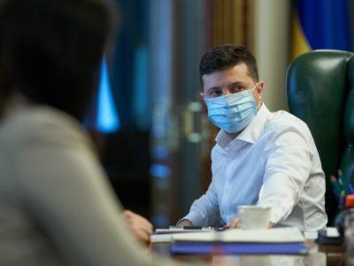 При впровадженні адаптивного карантину маски та соціальне дистанціювання обов'язкові – Офіс Президента
