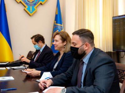 Україна та США обговорили питання довготривалого співробітництва в сфері кібербезпеки