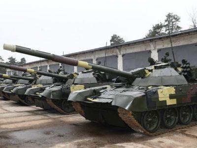 У 2020 році «Укроборонпром» поставив військовим уже понад 300 одиниць бронетехніки