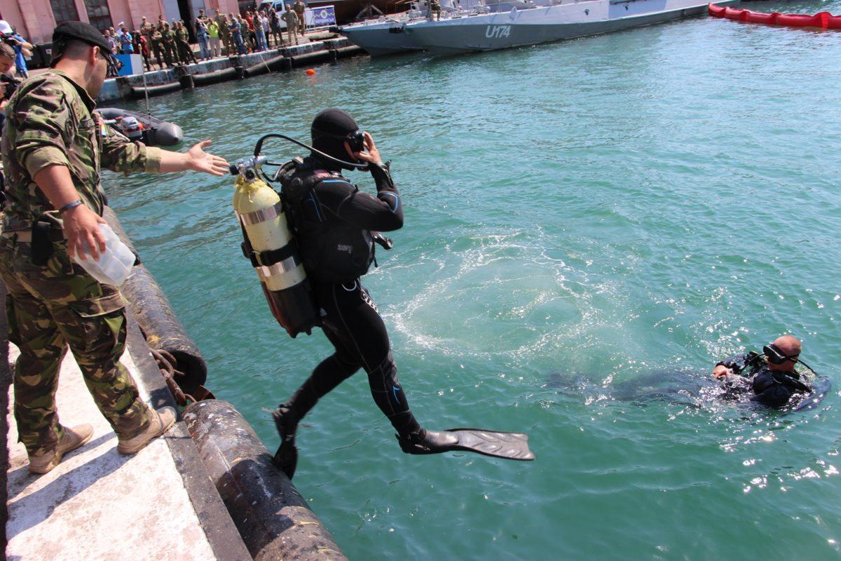 Підготовка військових водолазів: вимоги до кандидатів, специфіка підготовки підводних спеців, майбутнє вітчизняної школи водолазів…