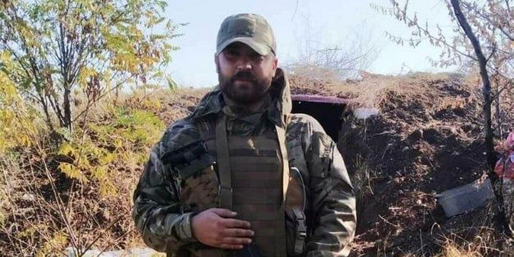 Андрія Ведешина, який загинув у березні в районі селища Піски, посмертно нагородили орденом «За мужність» ІІІ ступеня