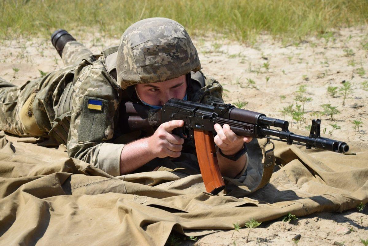 Кожен десятий призовник не вивчав предмет «Захист України»