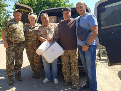 У полі зору бердичівських волонтерів – не лише наші захисники, а і їхні близькі