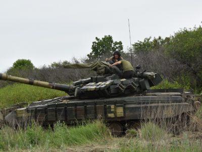 Як танкові екіпажі Об'єднаних сил нарощують бойовий вишкіл