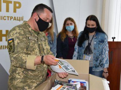 Мінна безпека: командування ОС ініціювало акцію серед школярів Луганщини
