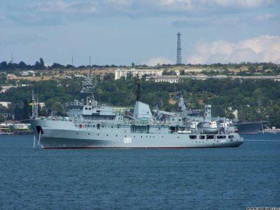 На ремонт судна забезпечення ВМС України «Балта» передбачено 22 млн грн
