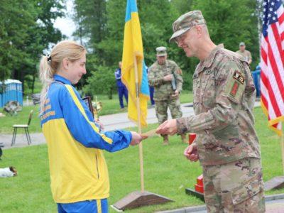 У Міжнародному напівмарафоні, присвяченому річниці Сухопутних військ Збройних сил США, кращими стали військовослужбовці НАСВ