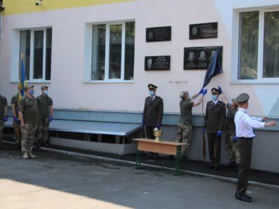 У рівненській школі відкрито меморіальну дошку одразу трьом її випускникам – учасникам бойових дій, які загинули на сході України