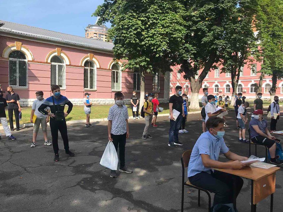 Уперше дівчат набирають на навчання й до філії Київського військового ліцею імені Івана Богуна