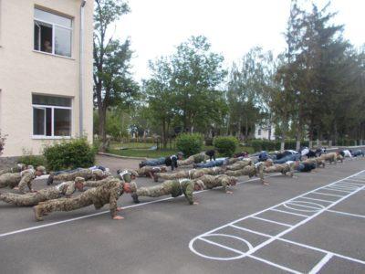 У ВМС ЗС України стартувала експериментальна програма з фізичної підготовки