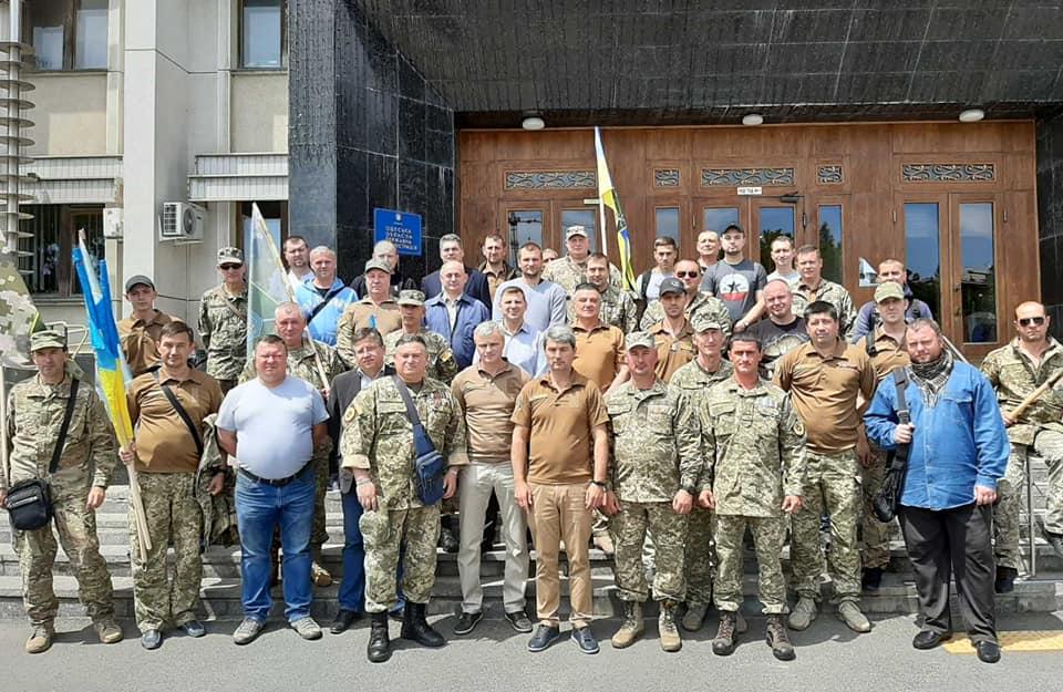 На Одещині затверджено план будівництва житлового комплексу для ветеранів АТО/ООС