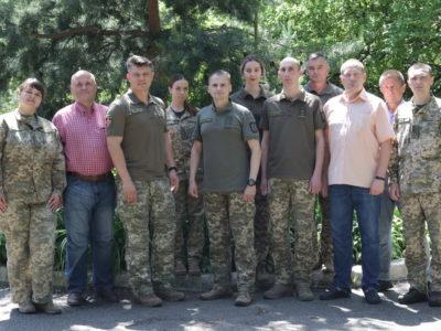 20 фахівців санітарно-епідеміологічної служби нагороджені Головнокомандувачем Збройних Сил України