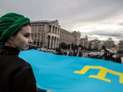 День кримськотатарського прапора – свято України