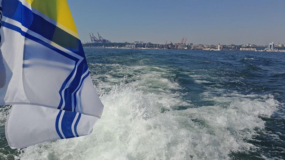 Приєднуємося до флешмобу «День ВМС під Військово-морським прапором»