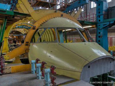 ДП «Антонов» запустив у виробництво п'ять серійних Ан-178