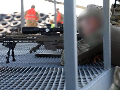 Найкращі снайпери Сухопутних військ — у бригаді імені отамана Івана Сірка