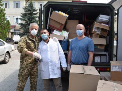 Ініціатива «Допомога Схід»: 70 тонн гуманітарних вантажів на 19 мільйонів гривень