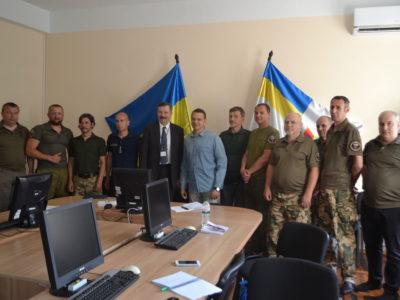 Ветерани об'єднались у перший в Україні добровільний рятувальний загін
