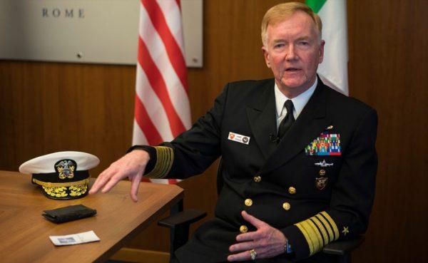 Російські субмарини є загрозою для Європи та Африки – Командувач ВМС США