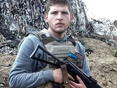 На Харківщині в останню путь провели 22-річного захисника України