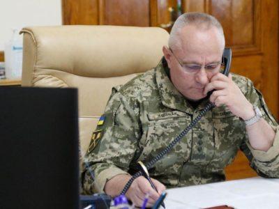 Головнокомандувач Збройних Сил України генерал-полковник Руслан Хомчак затвердив  Доктрину публічного спілкування