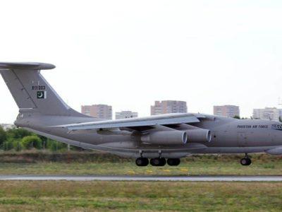 «Укрспецекспорт» розпочинає співпрацю з Пакистаном у сфері авіаремонту військових літаків