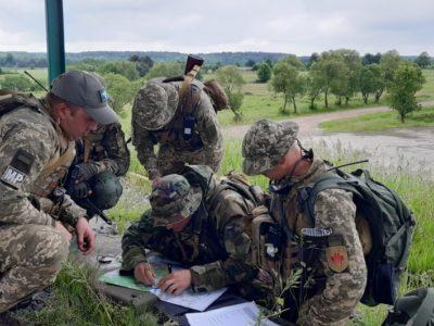 Українські військові полісмени готуються до оцінки НАТО
