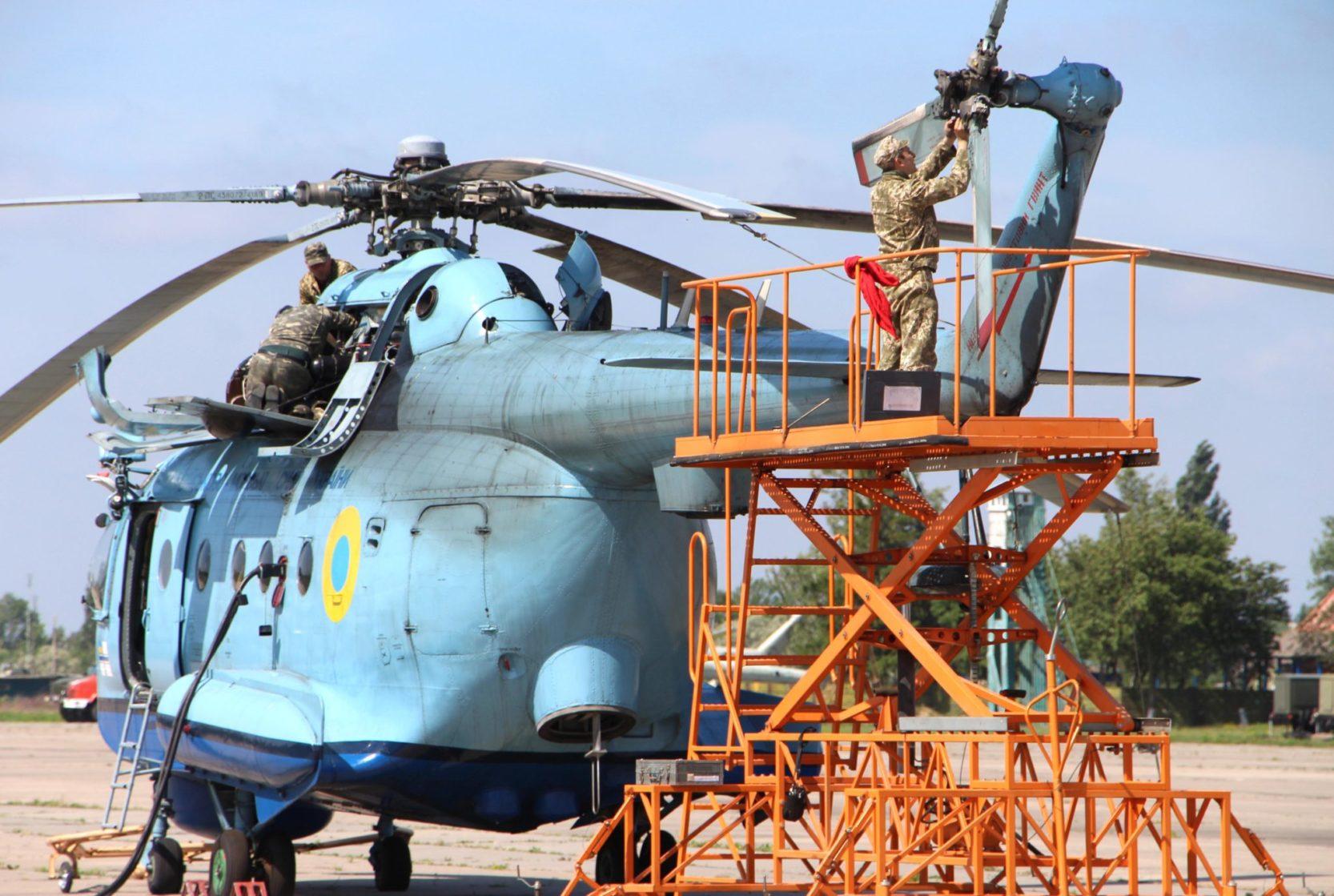 Як морські вертолітники вчилися приземлятися на непідготовлені злітно-посадкові майданчики