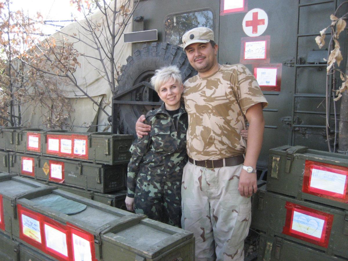 Кожне життя варте того, щоб за нього боролися до останку» − полковник медичної служби Наталія Лушина