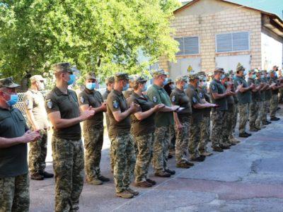 На Чернігівщині нагородили воїнів, які повернулися з фронту