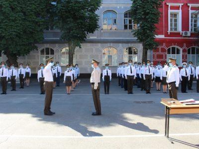 25-й ювілейний випуск офіцерів відбувся в Українській військово-медичній академії