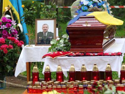 У Львові попрощалися з військовим медиком Іваном Гайдою