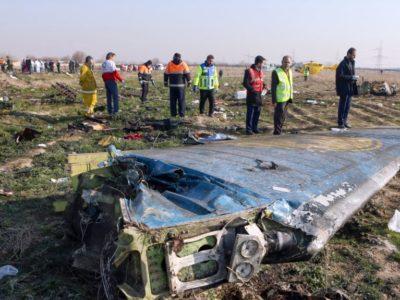 Іран відправив на розшифровку до Франції чорний ящик зі збитого українського літака