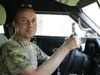 Як АрміяInform бронеавтомобілі «Новатор» і «Варта» випробовувала