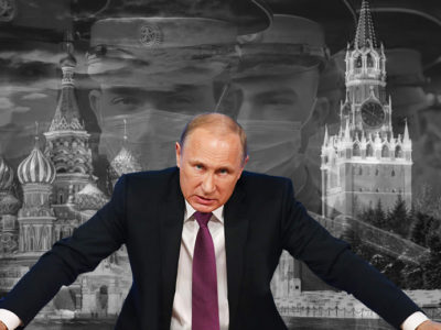 Як господар Кремля в історика загрався