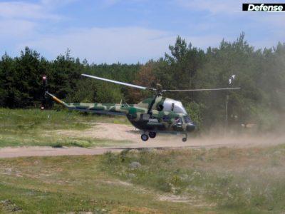 В Україні для потреб війська створюють власний легкий ударний вертоліт