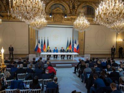Президент виступає за проведення зустрічі в «нормандському форматі», не чекаючи закінчення пандемії