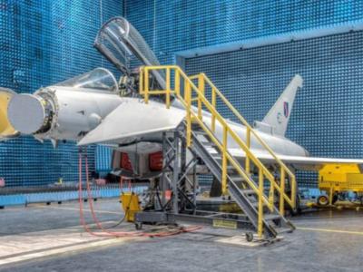Німеччина та Іспанія модернізують винищувачі Eurofighter