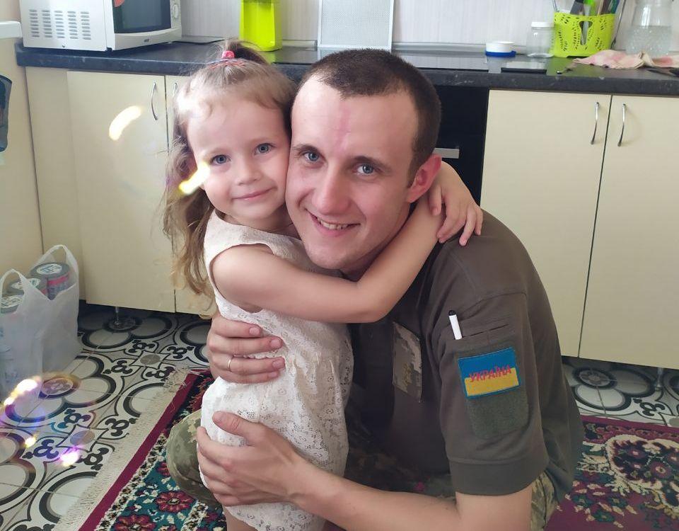 Як минув перший рік служби лейтенанта Артема Євсеєва