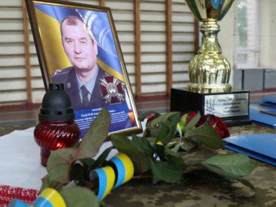 У ВІТІ провели футбольний турнір, присвячений пам'яті полковника Ігоря Павлова
