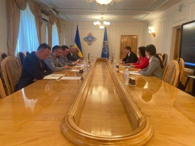 На зустрічі в РНБО члени Великої сімки обговорили реформи в оборонно-промисловому комплексі України