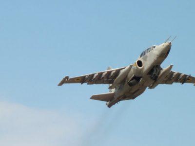 Черговий модернізований штурмовик Су-25 поповнив бойовий стрій бригади тактичної авіації