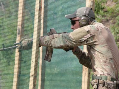 У змаганнях із практичної стрільби серед спецпризначенців силових структур кращими визнані курсанти з Одеси