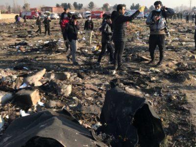 Іран готовий виплатити компенсації сім'ям загиблих у катастрофі літака МАУ