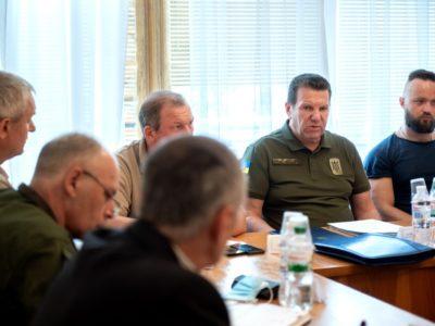 Відбулося засідання Консультативної ради у справах ветеранів при Президентові України