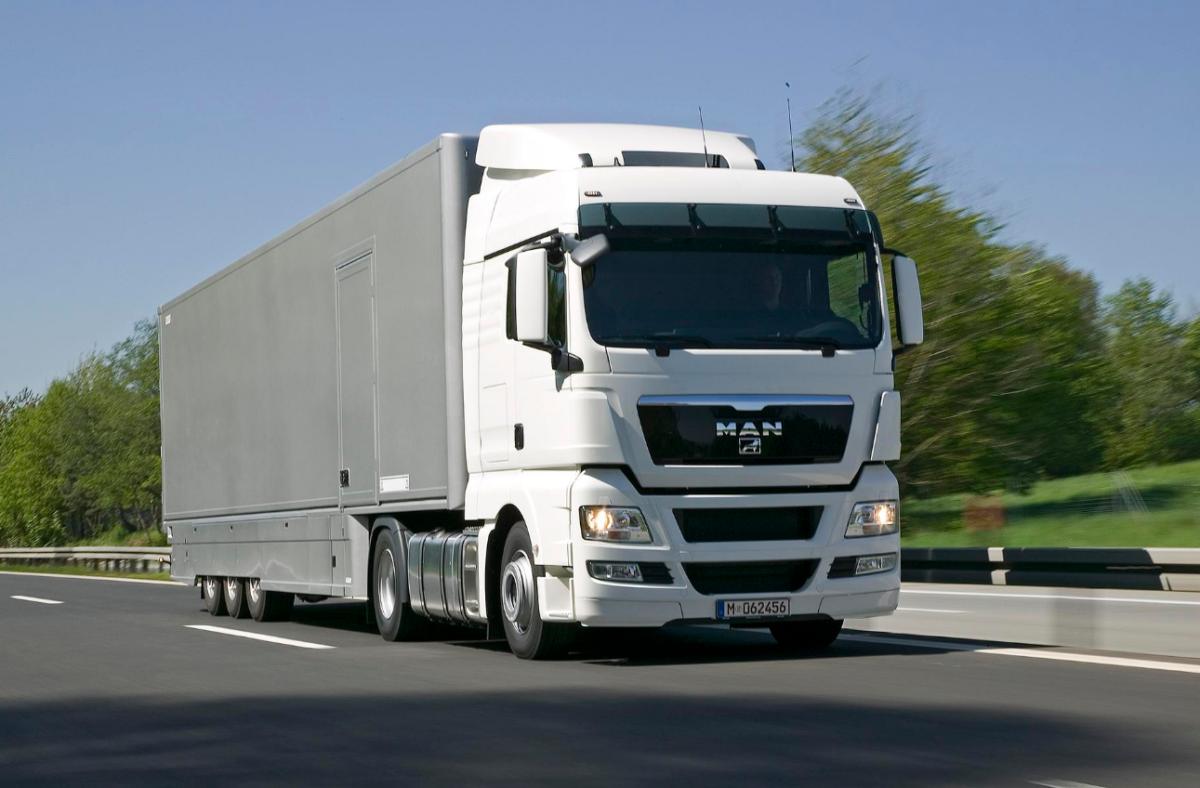 З 23 липня до району проведення ООС буде обмежений в'їзд цивільного великовантажного транспорту