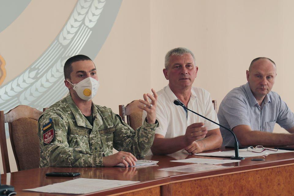 Анатолій Слівінський: «Хочемо показати ветеранам, що про них та їхні родини не забули»