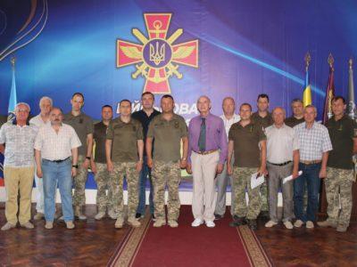 Ювілей найстарішого педагога Військової академії в Одесі