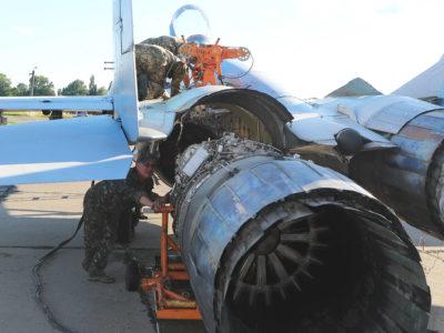 Авіаційна ТЕЧ ремонтує все: від заклепки – і до ракети
